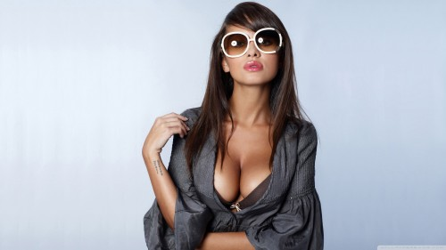 Super hot model wallpaper 2560x1440