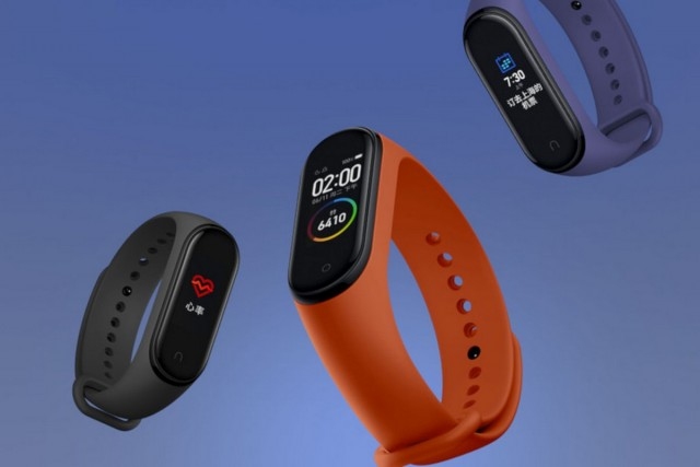 Xiaomis new Mi Band 4 is selling better than hotcakes